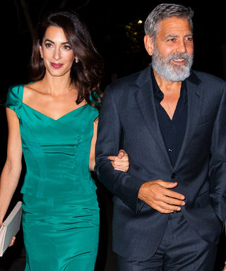Amal Clooney Reinvents the Matching Two-Piece Set During Date Night with George