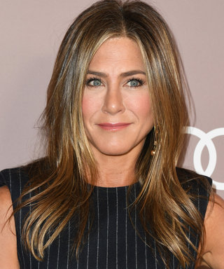 Jennifer Aniston's First Instagram Post Is the Friends Reunion We've Been Waiting for
