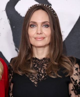 Angelina Jolie Has Never Tried This Hair Color Before