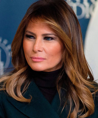 Billy Ray Cyrus Melania Trump