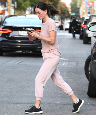 Courteney Cox Just Gave Us Another Reason to Love These Comfy $95 Sneakers