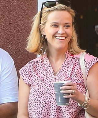 Reese Witherspoon Wearing Golden Goose