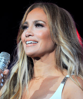 Jennifer Lopez at 2019 iHeartRadio Fiesta Latina