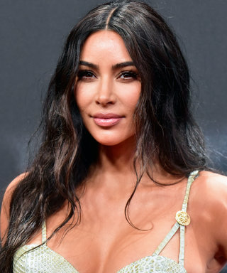 Kim Kardashian at 2019 E! People's Choice Awards