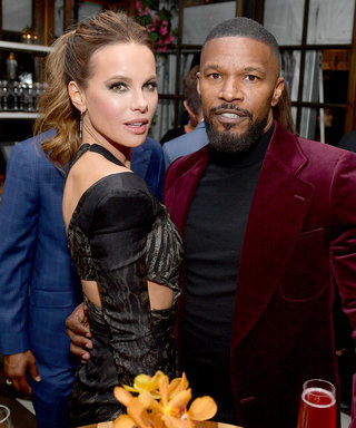 Kate Beckinsale and Jamie Foxx