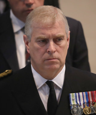 Prince Andrew at the Somme 100 Commemorations In Manchester