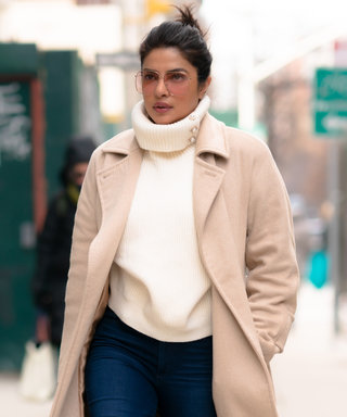 The Tiny Detail That Makes Priyanka Chopra's $20 Turtleneck Look Expensive