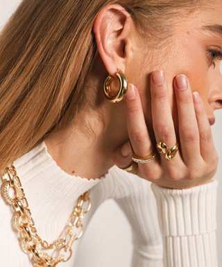 The Affordable Jewelry Brand That's Everywhere on Instagram Just Quietly Went on Sale