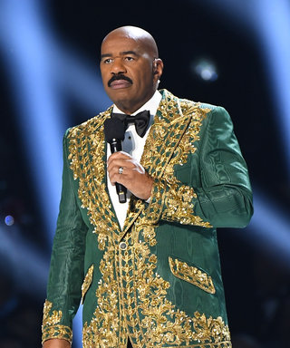 Steve Harvey Miss Universe Joke