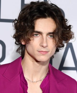 Timothee Chalamet - Little Women premiere at Cinema Gaumont Marignan in Paris