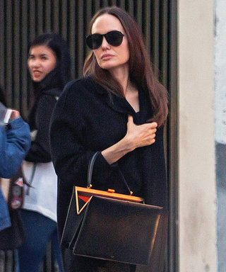 Angelina Jolie Just Made a Case for the Classic Ballet Flat
