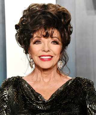 Joan Collins'Favorite Piece of Jewelry Is As Decadent As You'd Imagine