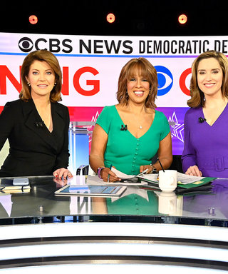 Gayle King, Margaret Brennan, and Norah O'Donnell on Moderating Tonight's Democratic Debate