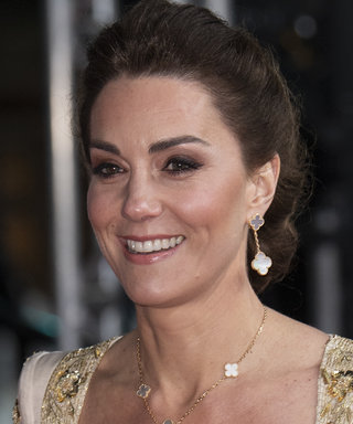 Kate Middleton First Wore Her BAFTAs Gown Almost a Decade Ago