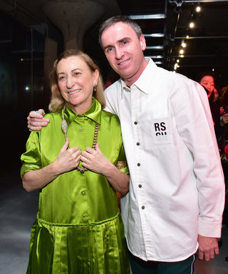 Raf Simons Will Join Prada as Co-Creative Director