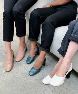 These Classic Everlane Heels Are Only $58 Right Now
