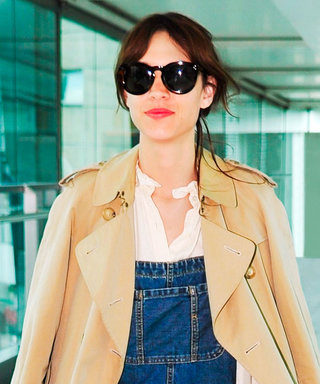 """The One Item of Clothing Alexa Chung Says Is """"Like a Comfort Blanket"""""""