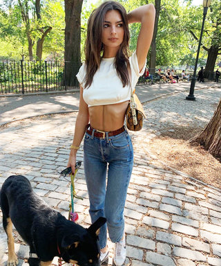 The Sneakers Emily Ratajkowski Wears on Repeat Just Got Even More Affordable