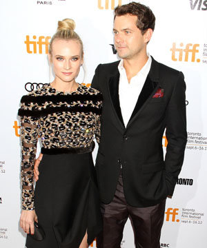 Diane Kruger and Joshua Jackson's cute couples style!