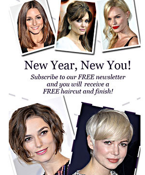 Get a FREE cut and finish courtesy of InStyle!