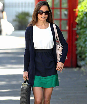 Pippa Middleton hits the high street again