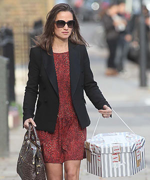 Could it be another wedding for Pippa Middleton this weekend?