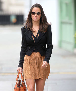 FASHION WATCH: Pippa Middleton's Indian summer style