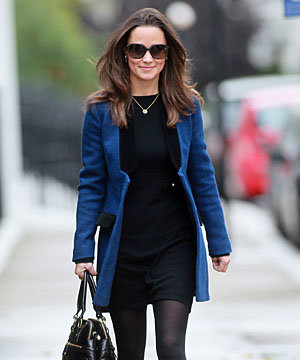 Pippa Middleton's found the perfect winter coat