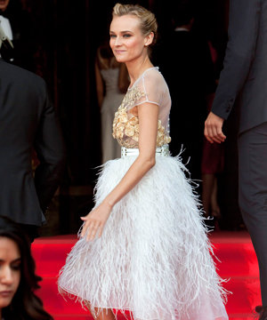 VIDEO EXCLUSIVE: Diane Kruger's red carpet guide!