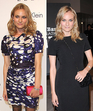THIS WEEK'S STYLE CRUSH: Diane Kruger wows in four glam outfits