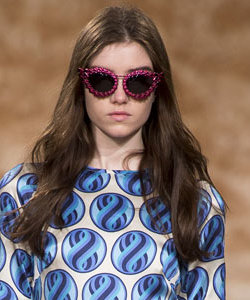 Hair how-to: Get House Of Holland catwalk waves