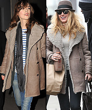 Style Snap! Keira Knightley and Blake Lively in Burberry