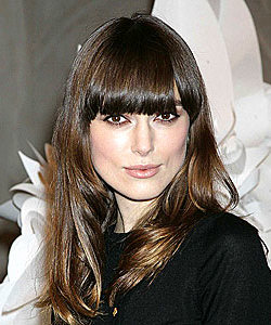 Keira Knightley's stage debut
