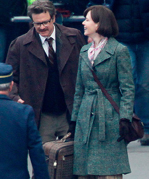 Nicole Kidman and Colin Firth team up for new movie The Railway Man!