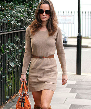 FASHION WATCH: What's Pippa Middleton wearing today?