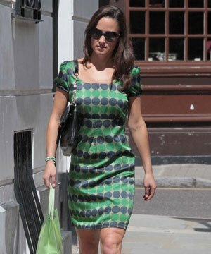 Miss Middleton sees Pippa top the list of most popular baby names