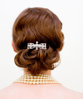 The Great Gatsby hair how-to