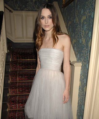 Keira Knightley recycles pink Rodarte dress for her wedding day