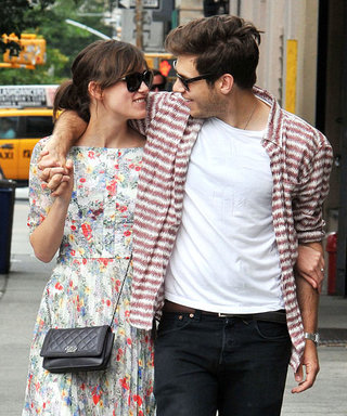 Keira Knightley and James Righton head to France for romantic trip