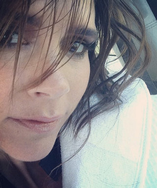 Victoria Beckham tweets picture of new haircut!