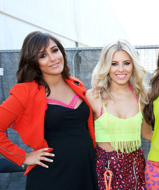 Mollie King reveals Frankie Sandford is expecting a boy!