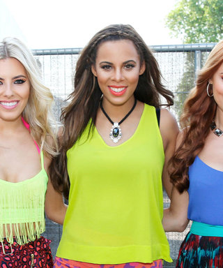 Rochelle Humes reunites with The Saturdays for Barclaycard British Summer Time Concert