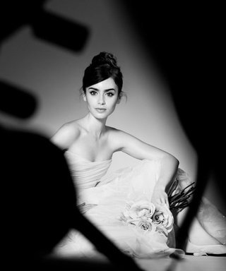 Lily Collins Is The New Face Of Lancome