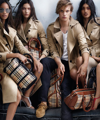 Burberry Casts Jamie Campbell Bower And Stars Of The Future In New Campaign