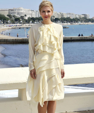 Maggie Gyllenhaal Channels Jennifer Lawrence With New Blonde Crop