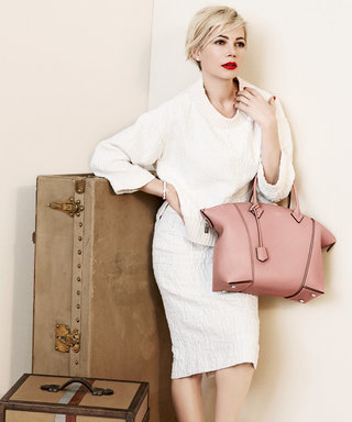 Michelle Williams' New Louis Vuitton Campaign Makes Us Want To Get A Pixie Cut