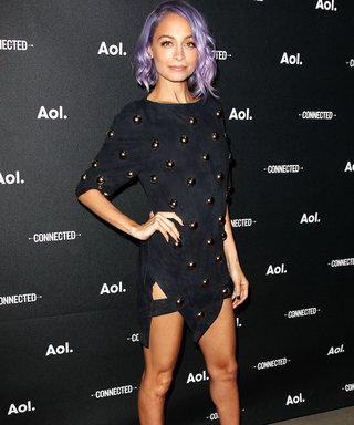 Nicole Richie Has Had A Major Hair Makeover
