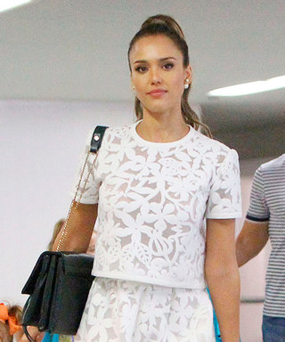 Jessica Alba and Diane Kruger Show Off The New It Bag Every Fashion Insider Wants