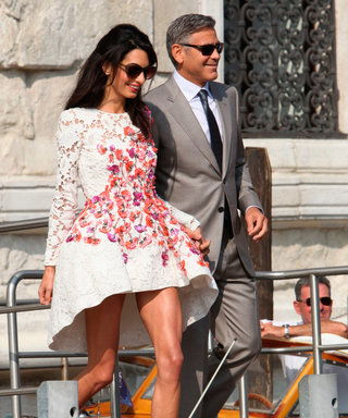George Clooney And Amal Alamuddin To Throw Second Wedding In The UK