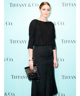 Get Olivia Palermo's Cool Faux Fur Heels For Only £45...
